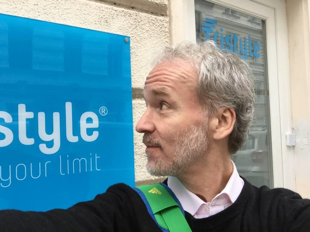 Tristyle Selfie Challenge: Christian Drastil (28.05.2015)