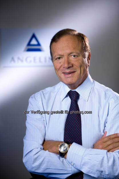 Francesco Angelini : Angelini Pharma Österreich GmbH: CSC Pharmaceuticals wird Angelini Pharma Österreich, © Aussendung (28.05.2015)