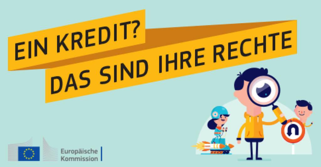 Ein Kredit? Das sind Ihre Rechte, © Europäische Kommission (28.05.2015)