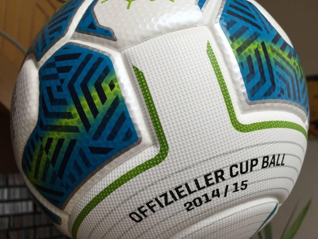 Cup Ball 2014/2015 Fussball (28.05.2015)