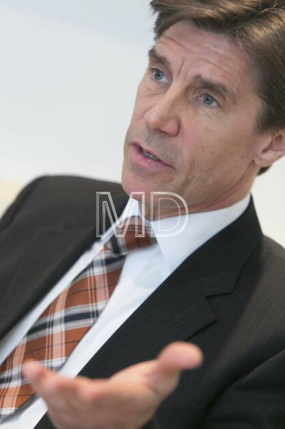 Manfred Totzauer (Vorstand WM AG), © Martina Draper für BE (01.03.2013)