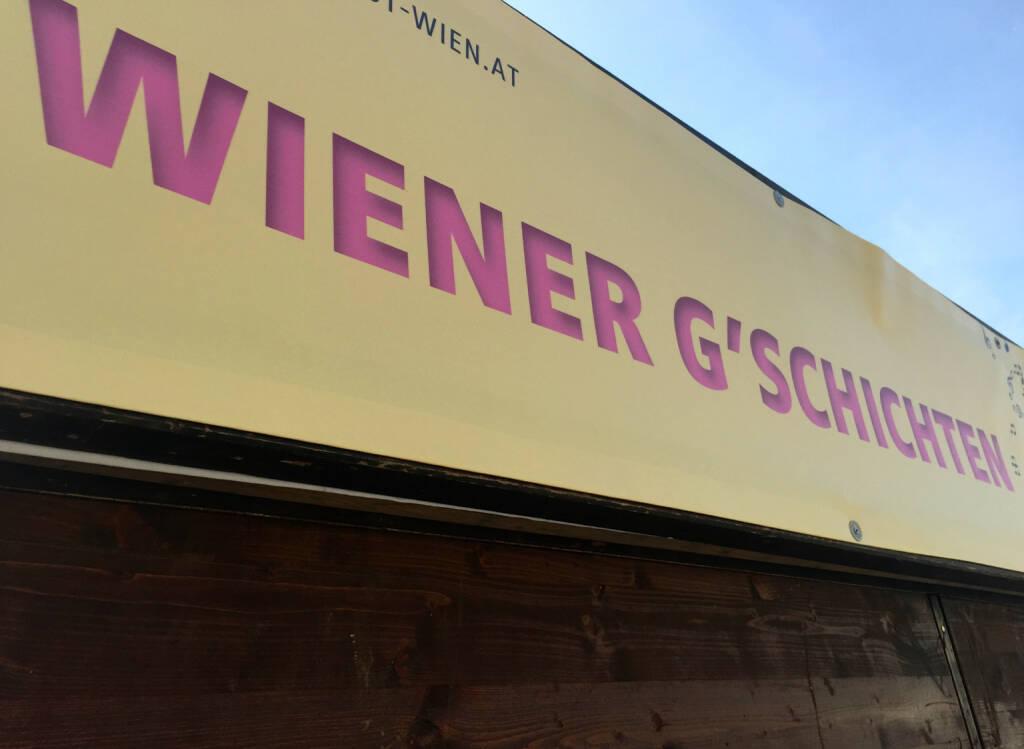 Wiener Gschichten Wien (28.05.2015)
