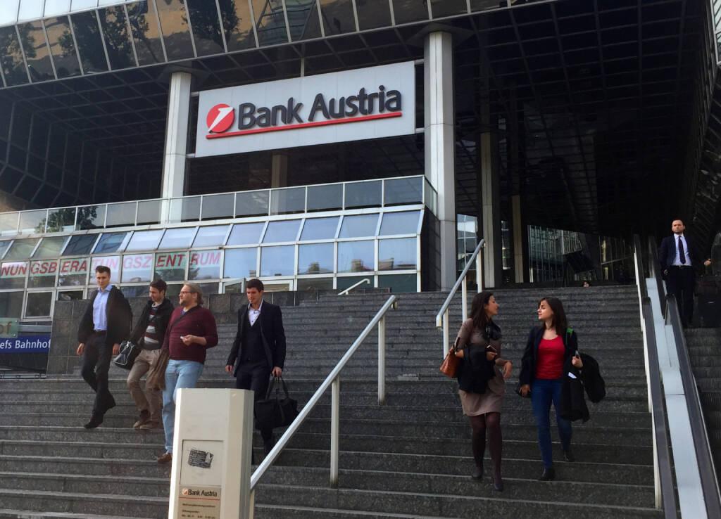 Bank Austria (28.05.2015)