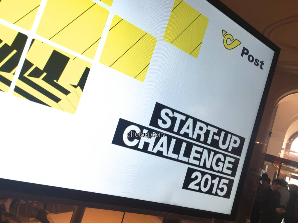 Post Start-Up Challenge (28.05.2015)