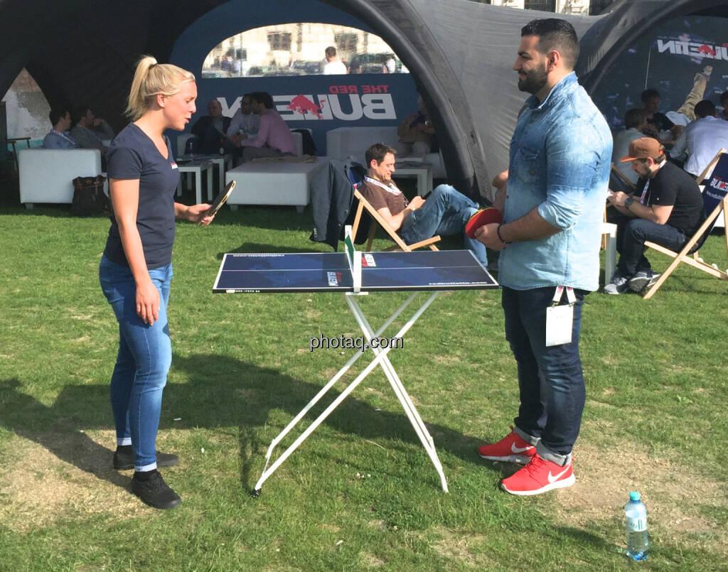Red Bull Mini Tischtennis (28.05.2015)