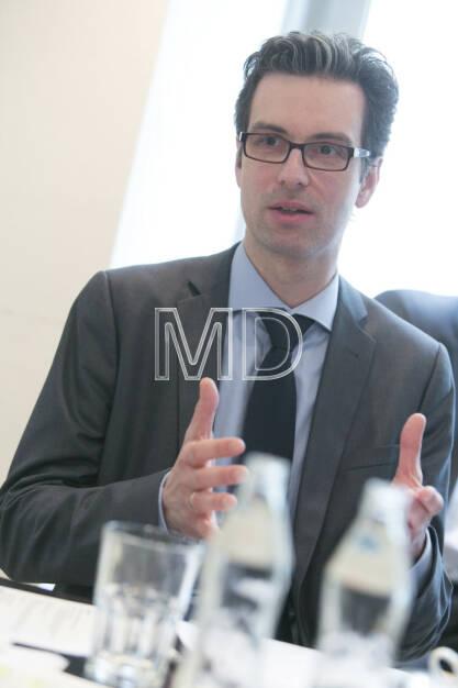 Thomas Motsch (Senior Fund Manager ESPA), © Martina Draper für BE (01.03.2013)