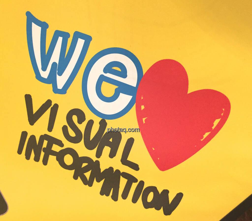 We love Visual Information (28.05.2015)