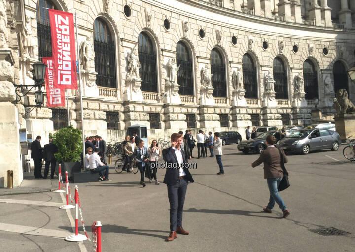 Pioneers Festival Hofburg