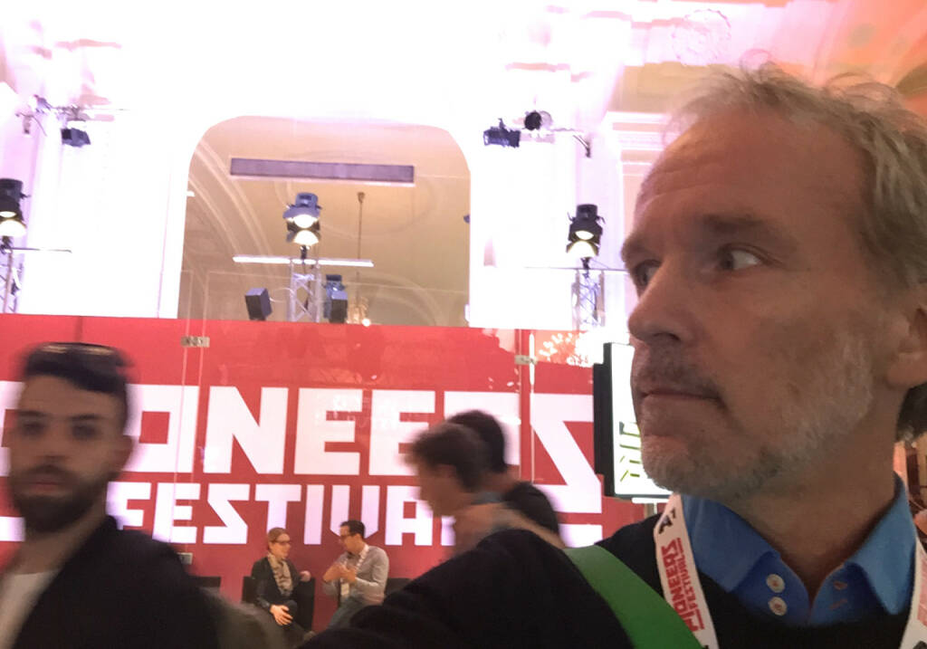 Pioneers Festival Hofburg Christian Drastil (28.05.2015)