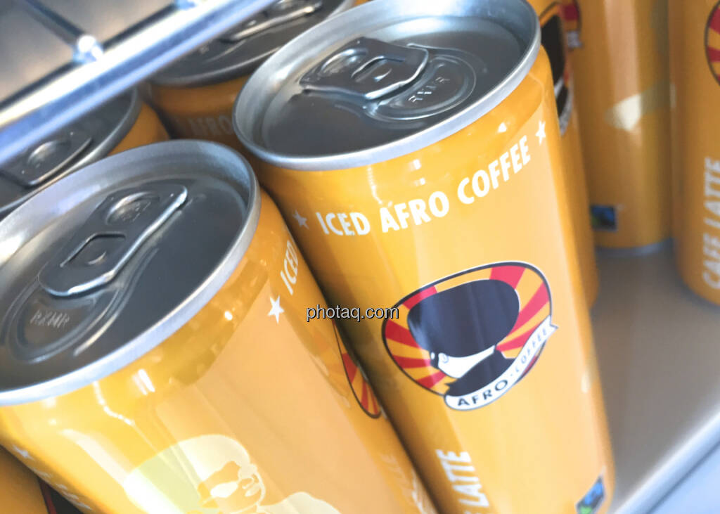 Iced Afro Coffee (28.05.2015)