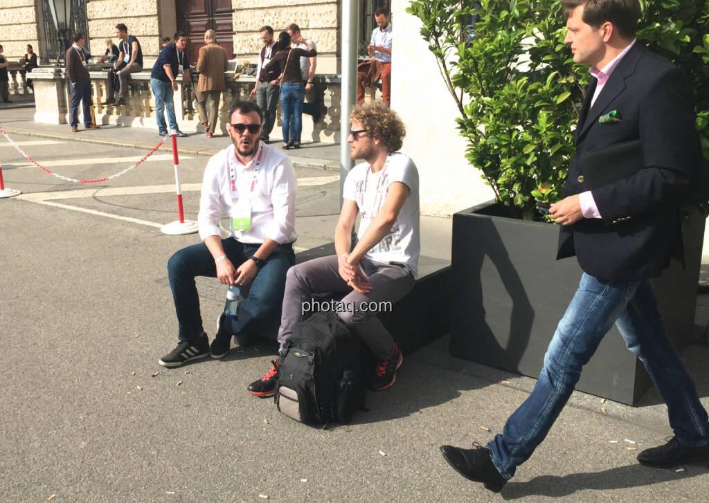 Pause Pioneers Festival Hofburg (28.05.2015)