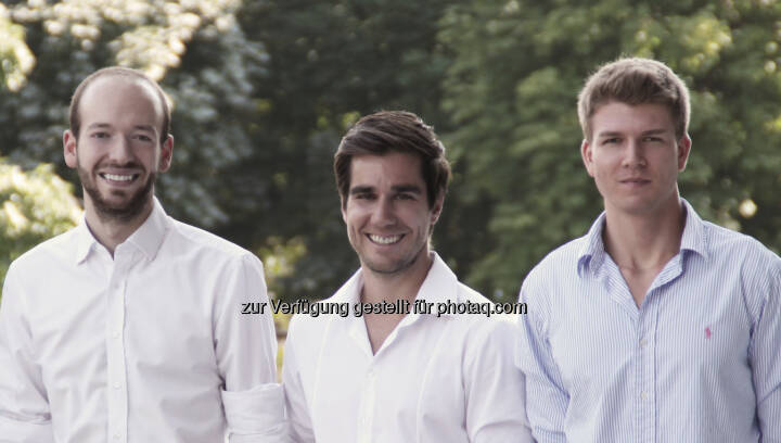 Philipp Wasshuber, Christoph Hantschk, Alexander Hackel - bgood communications: Social Innovation made in Austria: Social Community bgood.at belohnt ihre User für soziales und umweltbewusstes Handeln (Bild: bgood)