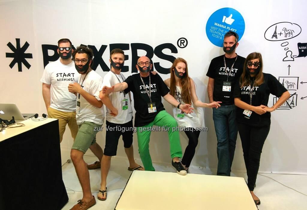 Pixxers: Linzer Startup Pixxers stellt die Bildersuche auf den Kopf! (C) Pixxers, © Aussender (29.05.2015)