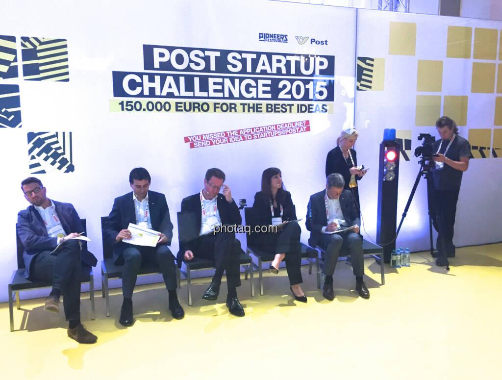 Post Startup Challenge 2015 (30.05.2015)