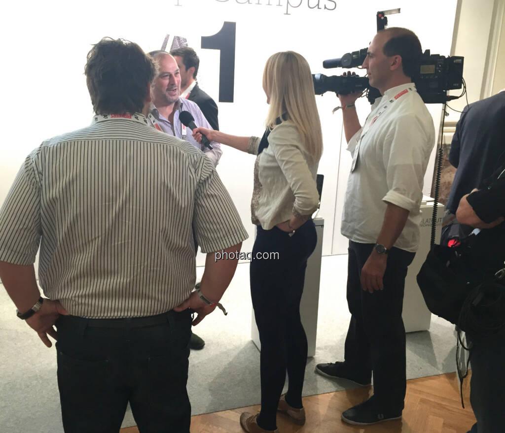 Eins Interview  (30.05.2015)