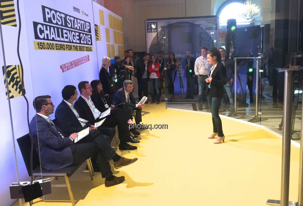 Pitch Post Start Up Challenge (30.05.2015)