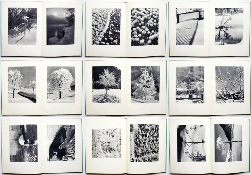 Albert Steiner - Schnee - Winter - Sonne, Rotapfel Verlag 1930, Beispielseiten, sample spreads - http://josefchladek.com/book/albert_steiner_-_schnee_-_winter_-_sonne_1, © (c) josefchladek.com (30.05.2015)