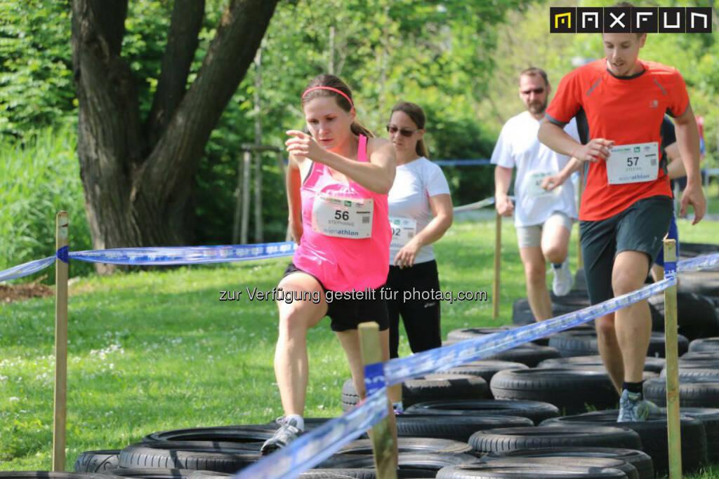 Wienathlon, © MaxFun Sports (31.05.2015)