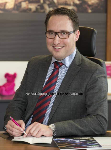 Paul Reitinger, Vorstand direktanlage.at, hat die Wertpapiere der Privatbank-Gruppe Vontobel in sein Starpartner-Programm aufgenommen (c) Aussendung (04.03.2013)
