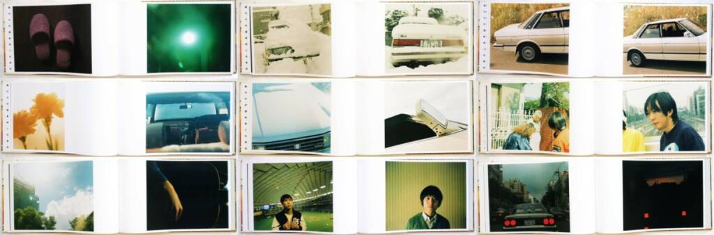 Masafumi Sanai - Wakaranai - I Don't Know (わからない - 佐内正史), Korinsha Press 1998, Beispielseiten, sample spreads - http://josefchladek.com/book/masafumi_sanai_-_wakaranai_-_i_dont_know_わからない_-_佐内正史, © (c) josefchladek.com (01.06.2015)