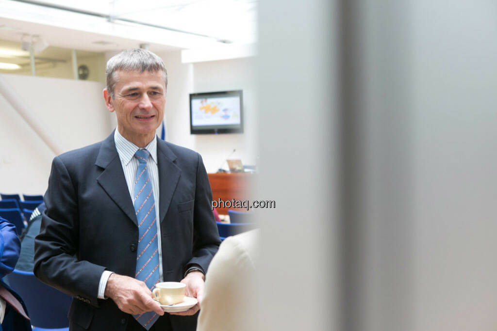 Heinz Miko (EU-Kommission Vertretung in Ö), © photaq/Martina Draper (01.06.2015)