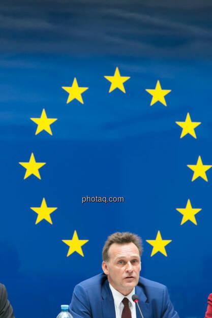 Johann Sollgruber (Leiter der Vertretung der EU-Kommission in Ö), © photaq/Martina Draper (01.06.2015)