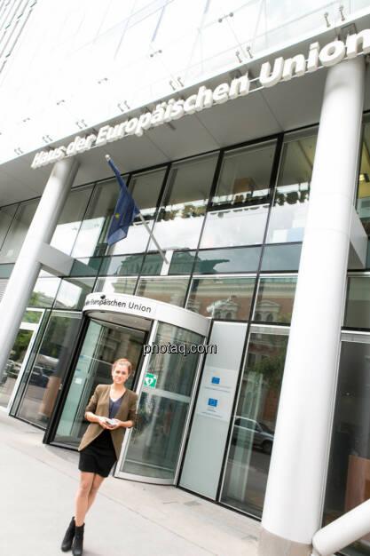 Haus der Europäischen Union, © photaq/Martina Draper (01.06.2015)