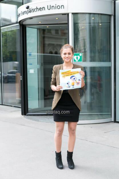 Haus der Europäischen Union, Verbraucherkredit Informationsbroschüre, © photaq/Martina Draper (01.06.2015)