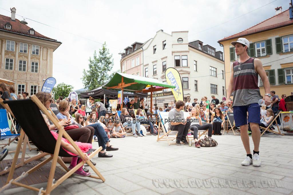 Gobal 2000 Wiesenrock Warm Up Party, Liegestuhl, © Gobal 2000 Wiesenrock (01.06.2015)