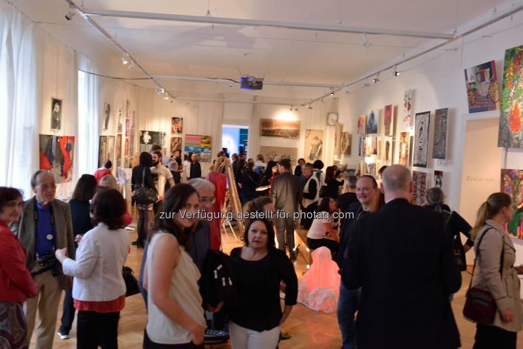 konstante art fair vienna, (C) Johannes Asenbaum, © Robert Rieger, Manfred Schmid, Johannes Asenbaum, Peter F. Hickersberger (02.06.2015)