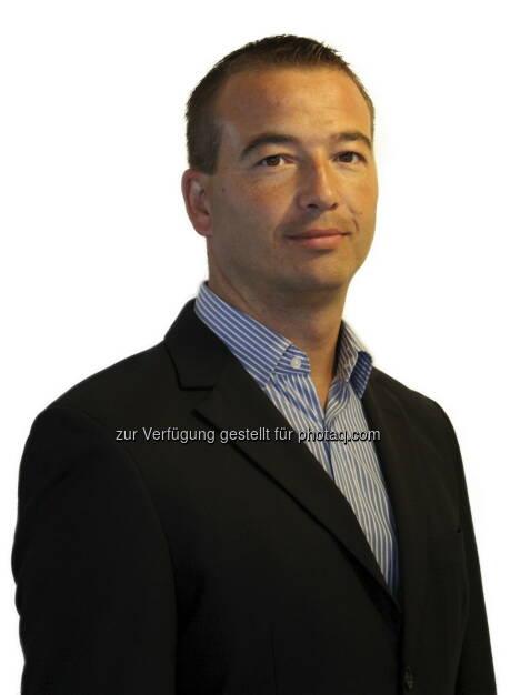 Gervin Groinigg (37) übernahm mit 4. März 2013 die Geschäftsführung der in Glanegg ansässigen Hirsch Maschinenbau GmbH, Tochter der Hirsch Servo AG (c) Aussendung (05.03.2013)