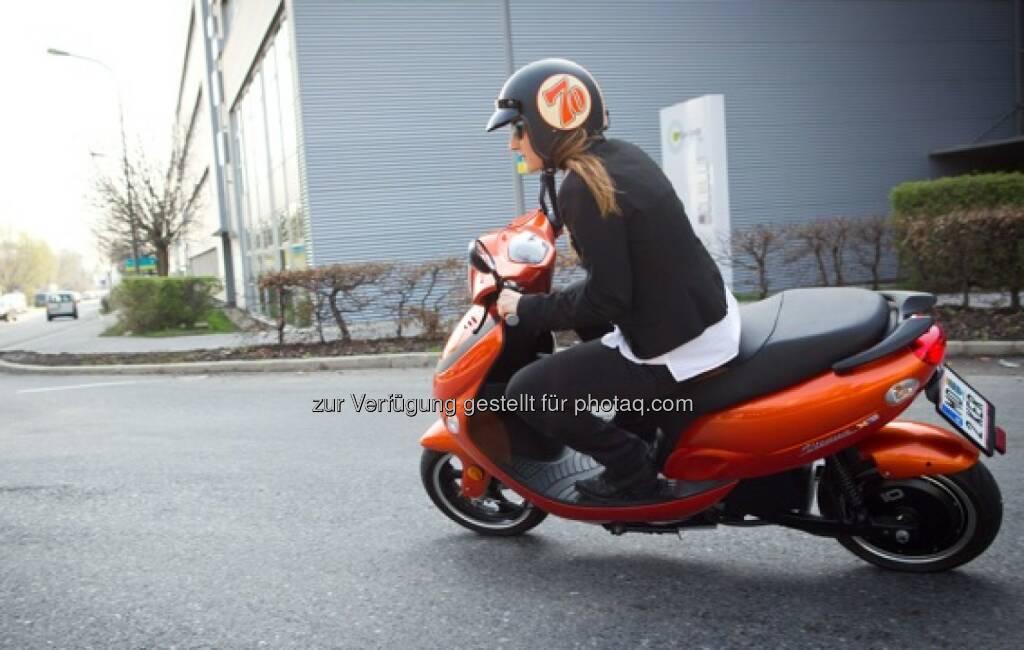 iO Scooter: 2015 ist bester Saisonstart, © Aussendung (02.06.2015)