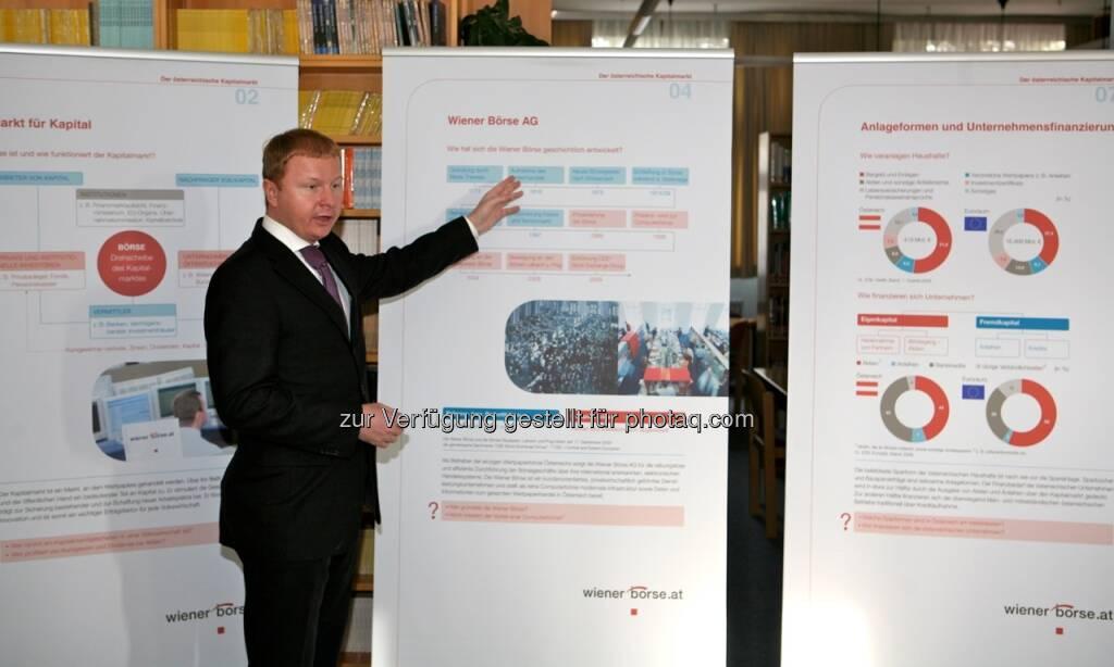Bildungsoffensive der Wiener Börse (c) Wiener Börse (05.03.2013)