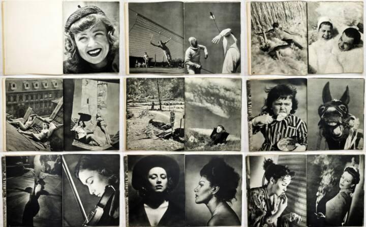 Karel Ludwig - Fotografie Karla Ludwiga, Ceskoslovenske Filmove Nakladatelstvi 1948, Beispielseiten, sample spreads - http://josefchladek.com/book/karel_ludwig_-_fotografie_karla_ludwiga