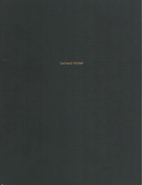 Gerhard Richter - Gerhard Richter, Museum Folkwang 1972, Cover - http://josefchladek.com/book/gerhard_richter_-_gerhard_richter, © (c) josefchladek.com (05.06.2015)