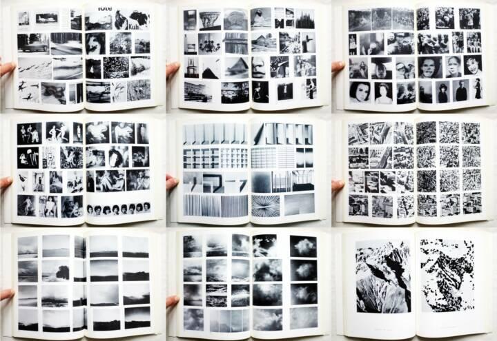 Gerhard Richter - Gerhard Richter, Museum Folkwang 1972, Beispielseiten, sample spreads - http://josefchladek.com/book/gerhard_richter_-_gerhard_richter