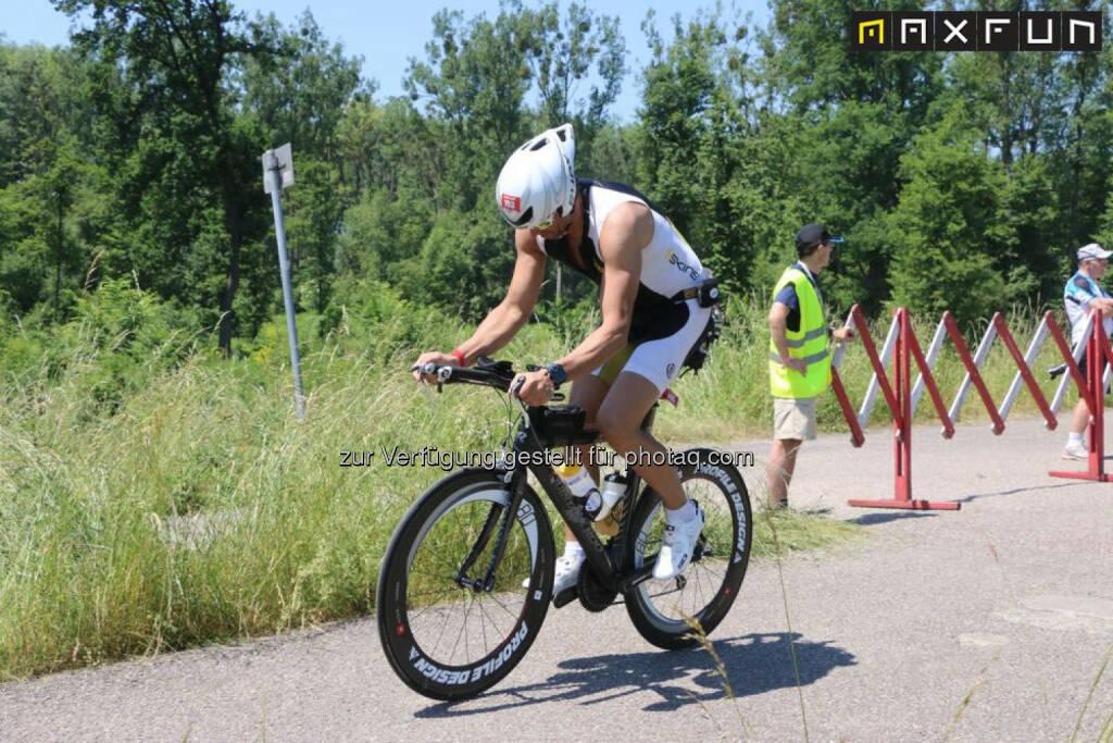 Linz Triathlon, Radfahren, © MaxFun Sports (07.06.2015)