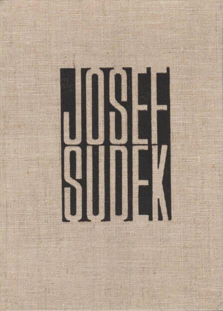 Josef Sudek - Fotografie, Statni Nakladatelstvi Krasne Literaturi 1956, Cover - http://josefchladek.com/book/josef_sudek_-_fotografie, © (c) josefchladek.com (08.06.2015)