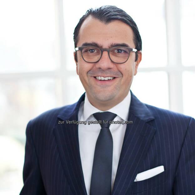 Stavros Efremidis als neues Mitglied des Aufsichtsrats der Buwog gewählt, © Aussender (08.06.2015)