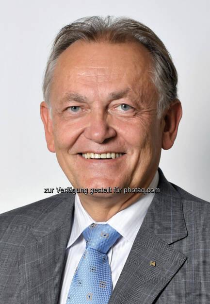 Erwin Pellet ist Repräsentant der Wiener Einkaufsstraßen, (C) Wirtschaftskammer Wien, © Aussender (09.06.2015)