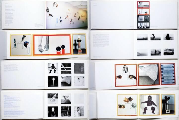 Manfred Willmann - Die Sieger - Arbeiten 1971 - 1989, Akademische Druck- u. Verlagsanstalt 1990, Beispielseiten, sample spreads - http://josefchladek.com/book/manfred_willmann_-_die_sieger_-_arbeiten_1971_-_1989