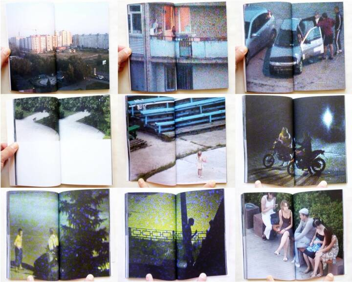 Pascal Anders - Podmoskovye, Self published 2015, Beispielseiten, sample spreads - http://josefchladek.com/book/pascal_anders_-_podmoskovye