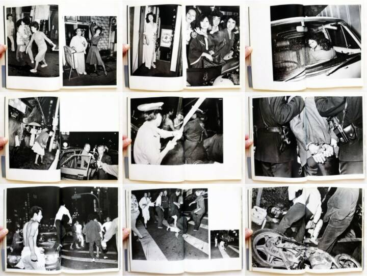 Seiji Kurata - FLASH UP Street Photo Random Tokyo 1975 - 1979 倉田精二, Byakuya Shobo 1980, Beispielseiten, sample spreads - http://josefchladek.com/book/seiji_kurata_-_flash_up_street_photo_random_tokyo_1975_-_1979_倉田精二