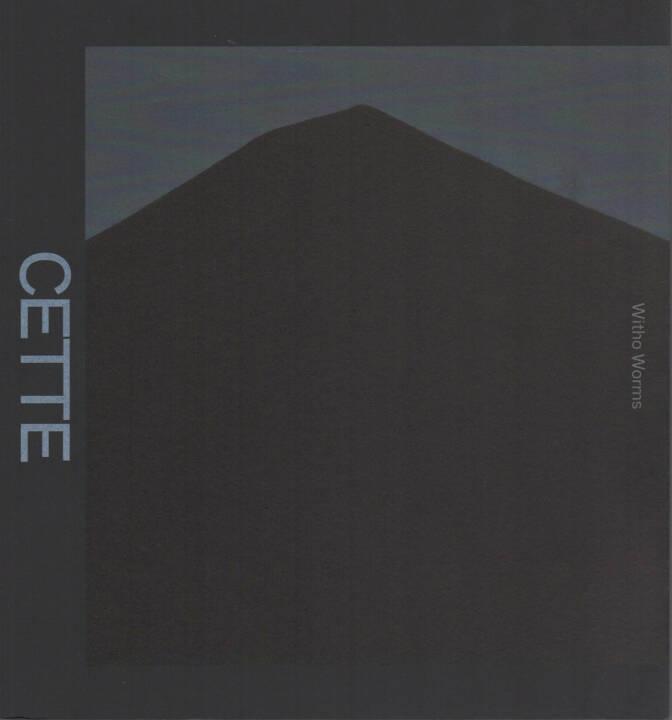 Witho Worms - Cette Montagne C'est Moi, Fw: Books 2012, Cover - http://josefchladek.com/book/wihto_worms_-_cette_montagne_cest_moi