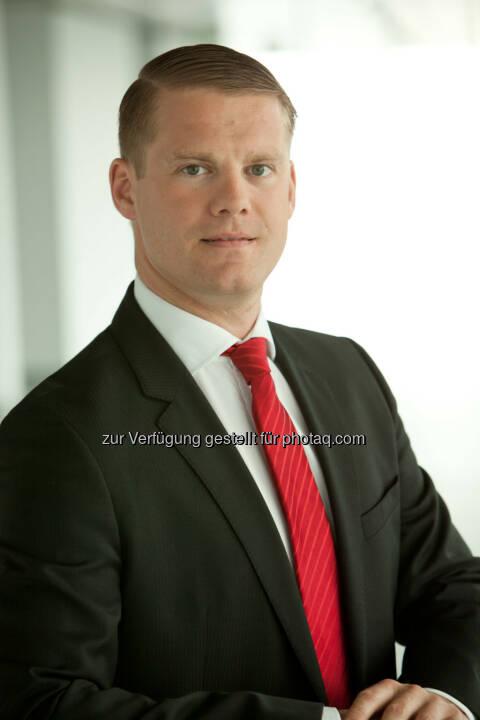 Stefan Schönauer (Immofinanz) wird zum Head of Capital Markets and Corporate Strategy und damit für die strategische Planung und Entwicklung der Immofinanz zuständig. Daneben bleiben die Immobilienbewertung und der Bereich Corporate Finance wie bisher bei ihm angesiedelt (Bild: Immofinanz)