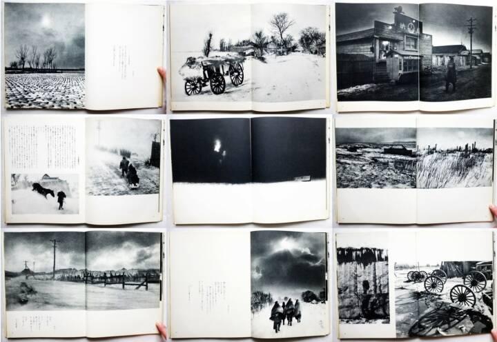 Ichiro Kojima - Tsugaru, Shincho sha 1963, Beispielseiten, sample spreads - http://josefchladek.com/book/ichiro_kojima_-_tsugaru_津軽_詩文写真集_小島郎_石坂洋次郎