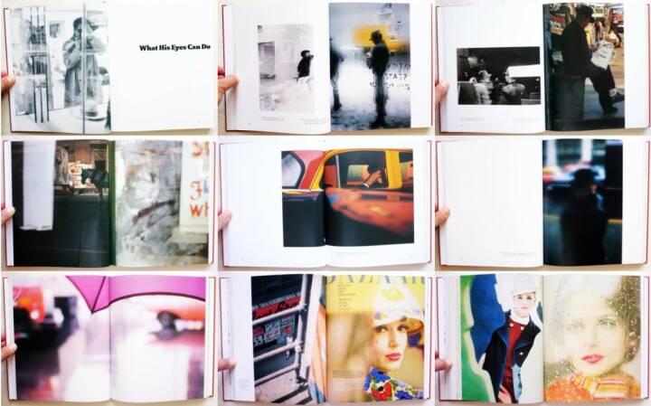 Saul Leiter - Retrospektive, Kehrer Verlag 2012, Beispielseiten, sample spreads - http://josefchladek.com/book/saul_leiter_-_retrospektive