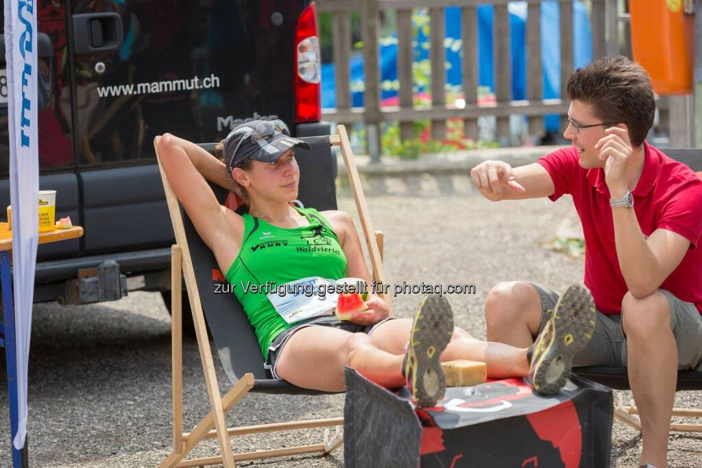 Veronika Limberger Relax, © ESPA-Ötscher-Ultra-Marathon 2015 (16.06.2015)