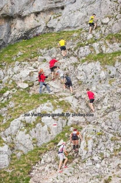 Aufwärts nach oben ESPA-Ötscher-Ultra-Marathon 2015, © ESPA-Ötscher-Ultra-Marathon 2015 (16.06.2015)