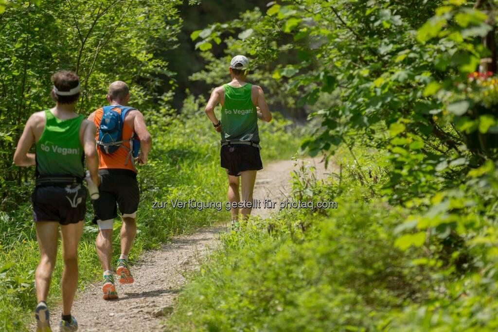 Go Vegan, © ESPA-Ötscher-Ultra-Marathon 2015 (16.06.2015)